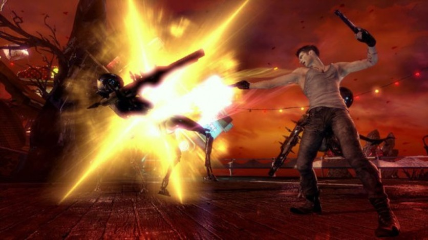 Screenshot 3 - DmC: Devil May Cry