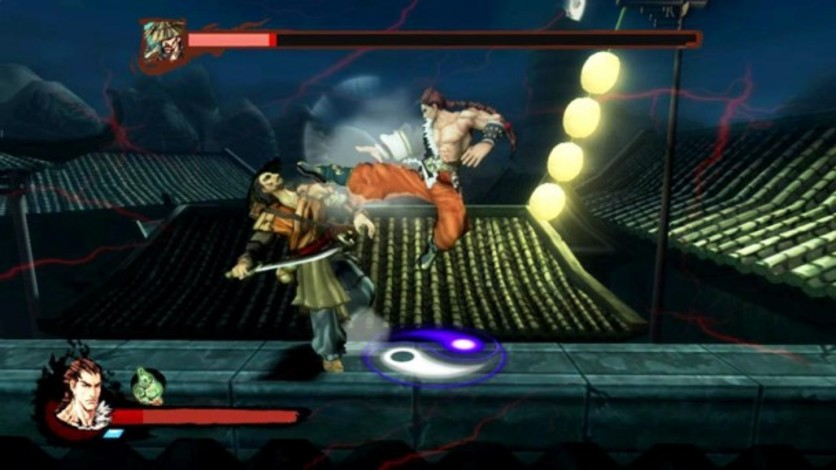Screenshot 3 - Kung Fu Strike: The Warrior's Rise