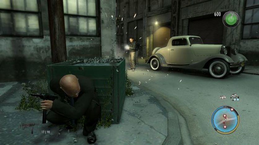 Screenshot 2 - Mafia II: Jimmy's Vendetta