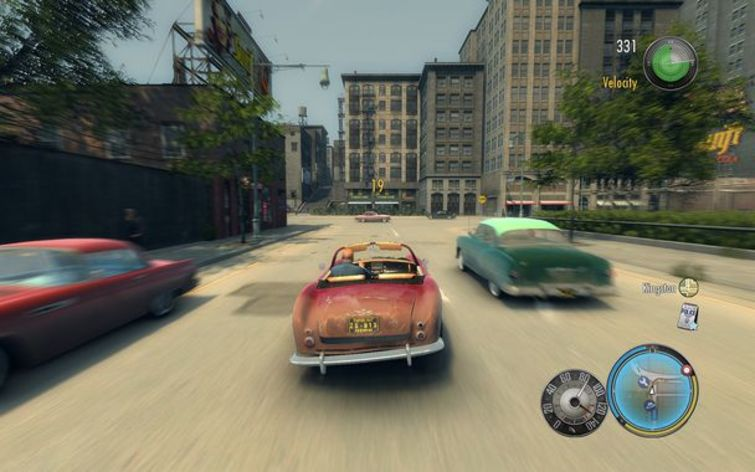 Screenshot 1 - Mafia II: Jimmy's Vendetta