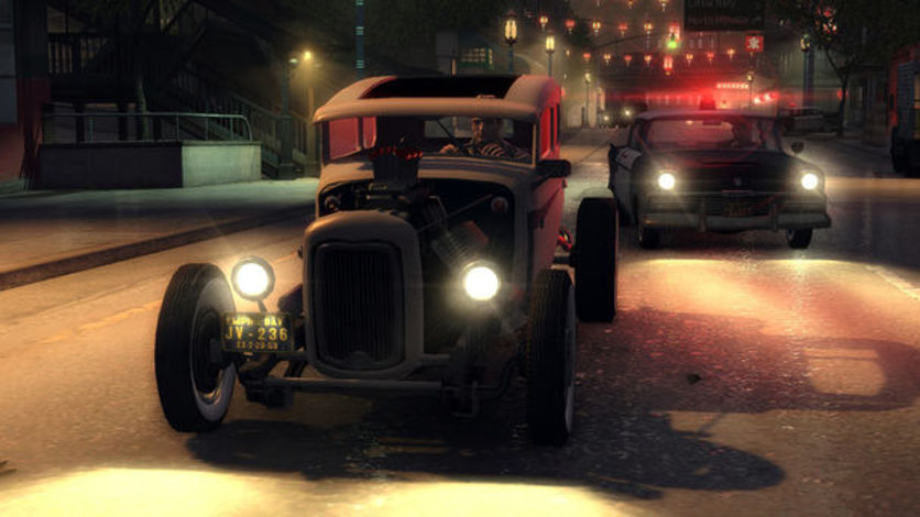 Screenshot 1 - Mafia II: Greaser Pack