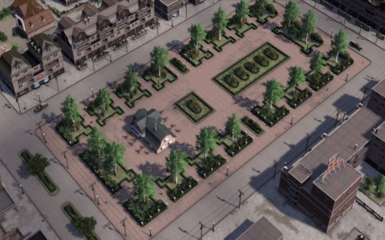 Screenshot 1 - Omerta - City of Gangsters: The Con Artist