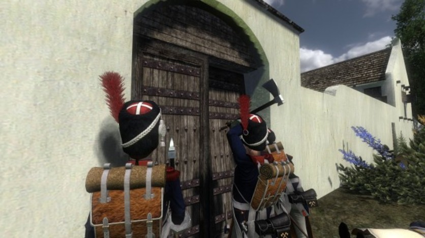 Screenshot 2 - Mount & Blade Warband: Napoleonic Wars