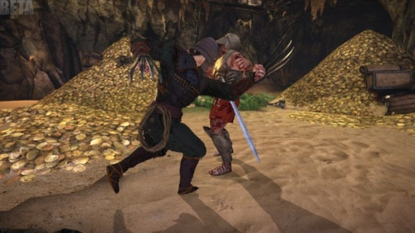 Screenshot 4 - Chivalry: Deadliest Warrior