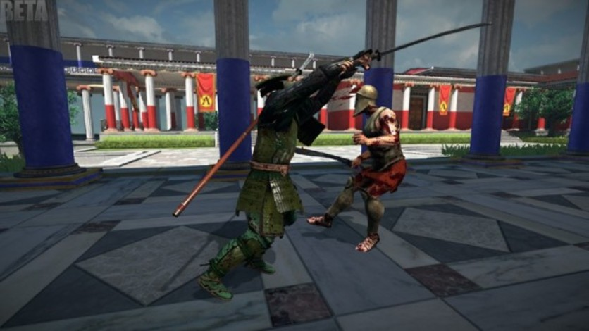 Screenshot 7 - Chivalry: Deadliest Warrior