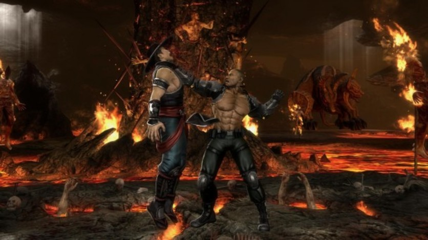 Screenshot 2 - Mortal Kombat Komplete Edition