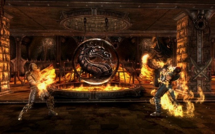 Screenshot 3 - Mortal Kombat Komplete Edition
