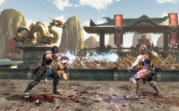 Screenshot 6 - Mortal Kombat Komplete Edition