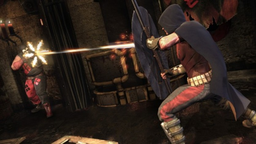 Screenshot 10 - Batman Arkham City: Harley Quinn's Revenge