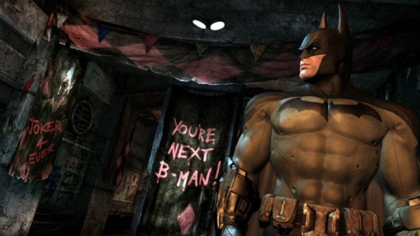 Screenshot 4 - Batman Arkham City: Harley Quinn's Revenge