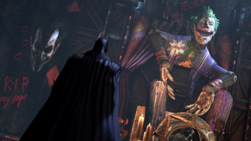 Screenshot 9 - Batman Arkham City: Harley Quinn's Revenge
