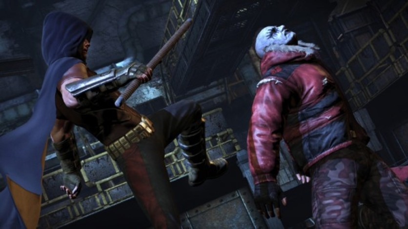 Screenshot 11 - Batman Arkham City: Harley Quinn's Revenge