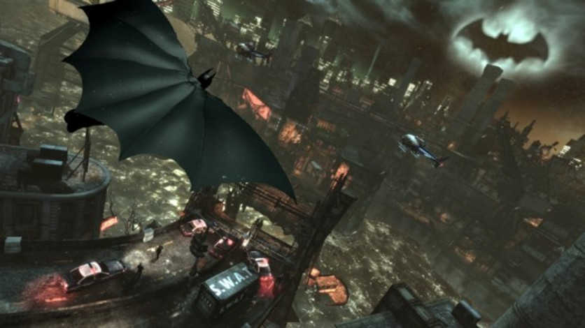 Screenshot 3 - Batman Arkham City: Harley Quinn's Revenge