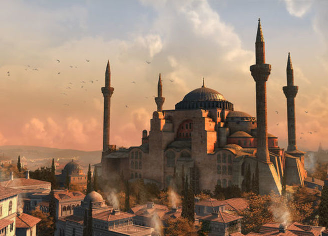 Screenshot 4 - Assassin's Creed: Revelations