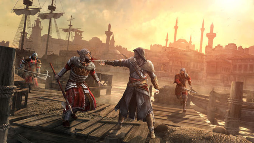 Screenshot 3 - Assassin's Creed: Revelations