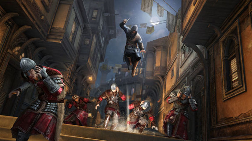 Screenshot 7 - Assassin's Creed: Revelations
