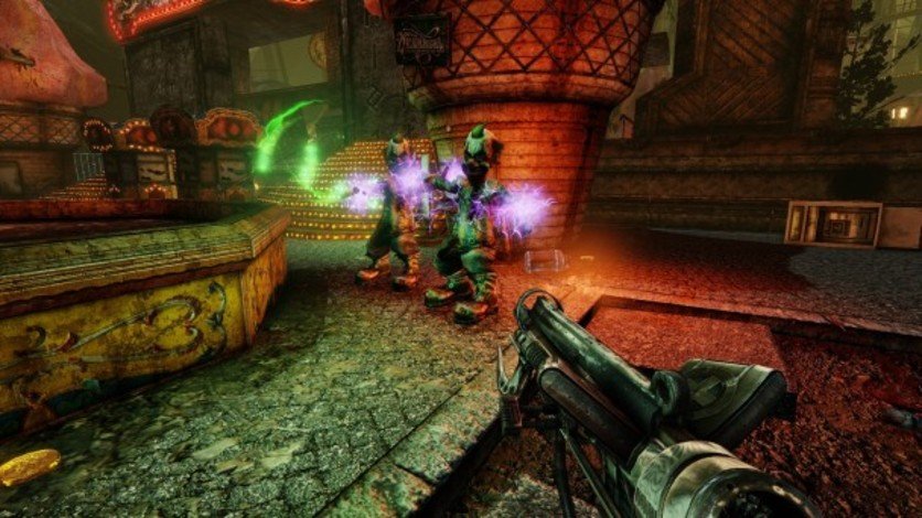 Screenshot 3 - Painkiller Hell & Damnation: Collectors' Edition