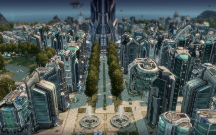 Screenshot 3 - Anno 2070 Complete Edition