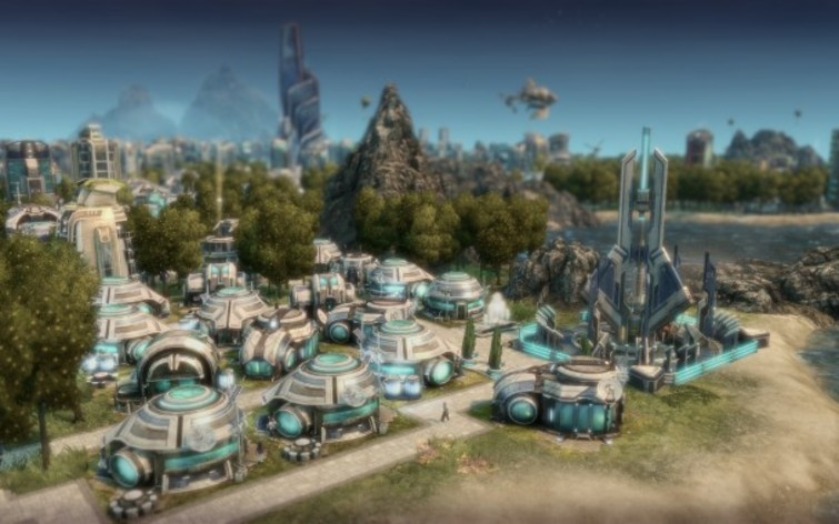 Screenshot 2 - Anno 2070 Complete Edition