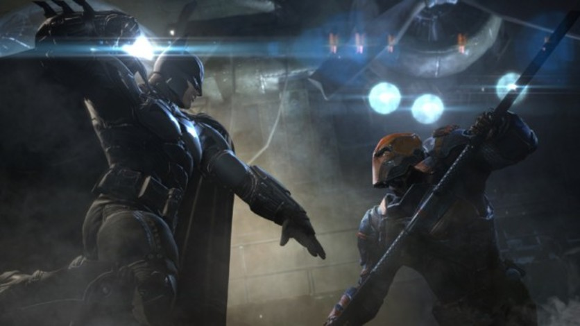 Screenshot 2 - Batman Arkham Origins