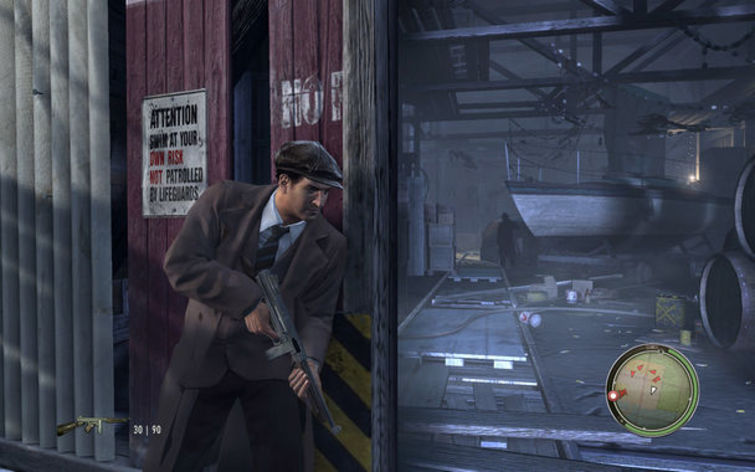 Screenshot 6 - Mafia II: Joe's Adventures