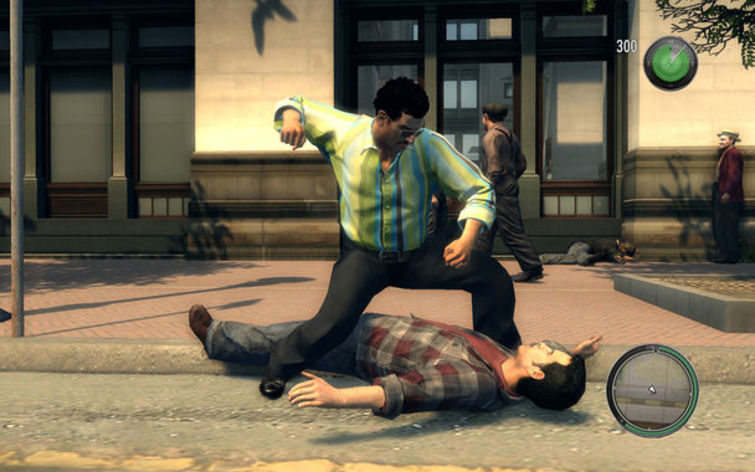Screenshot 3 - Mafia II: Joe's Adventures