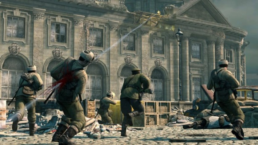Screenshot 10 - Sniper Elite V2 Collection