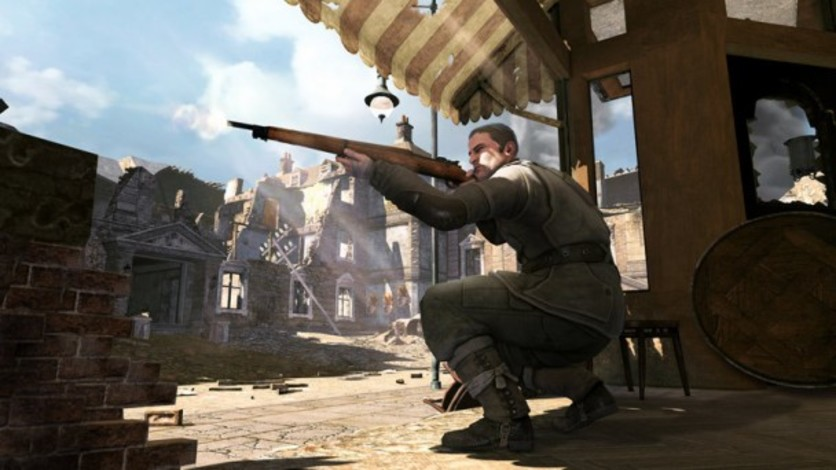 Screenshot 9 - Sniper Elite V2 Collection