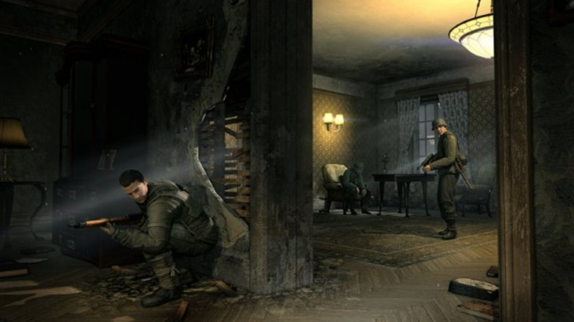 Screenshot 19 - Sniper Elite V2 Collection
