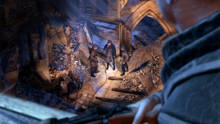 Screenshot 5 - Sniper Elite V2 Collection