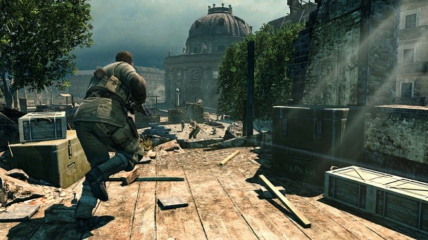 Screenshot 18 - Sniper Elite V2 Collection
