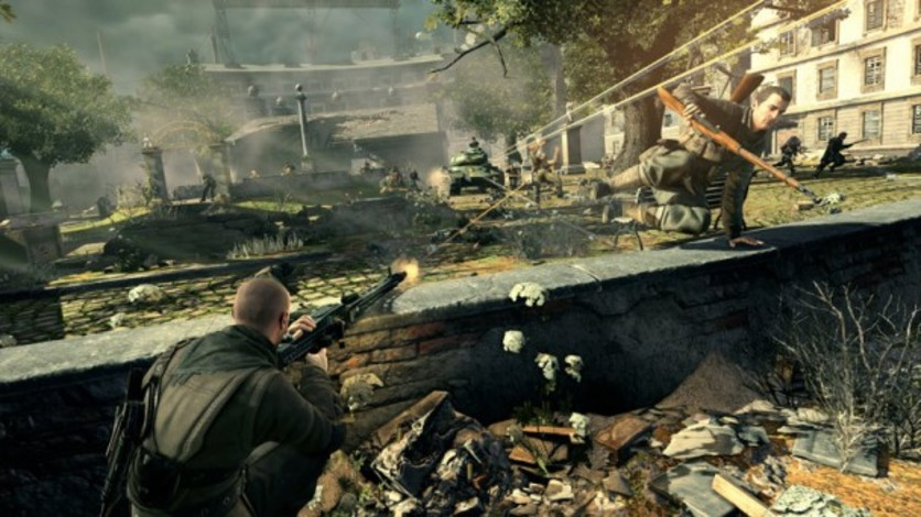 Screenshot 4 - Sniper Elite V2 Collection