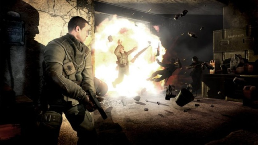 Screenshot 16 - Sniper Elite V2 Collection