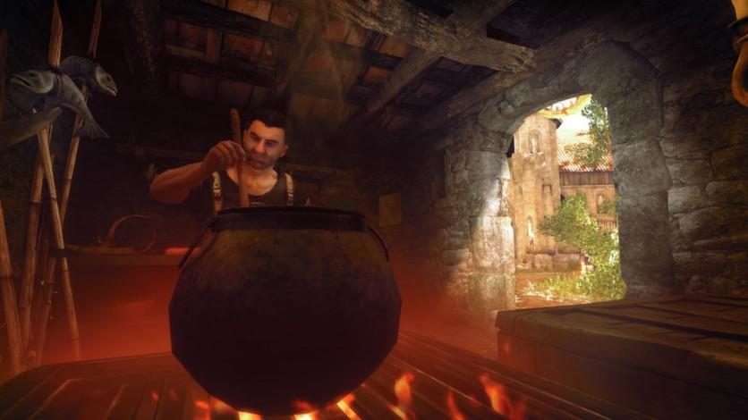 Screenshot 10 - Risen 2: Dark Waters