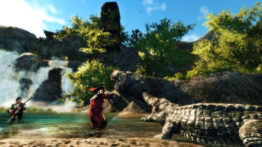 Screenshot 4 - Risen 2: Dark Waters
