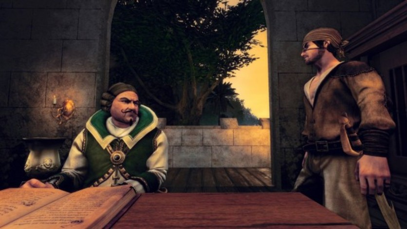 Screenshot 7 - Risen 2: Dark Waters