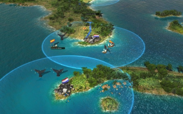 Screenshot 3 - Commander: Conquest of the Americas Gold Edition