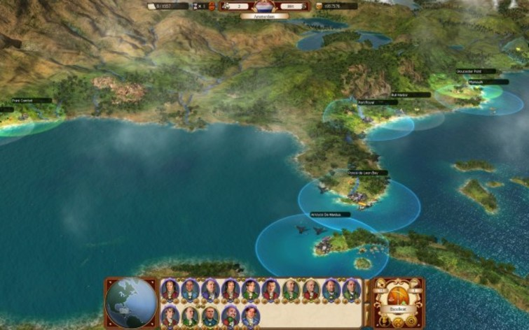 Screenshot 7 - Commander: Conquest of the Americas Gold Edition