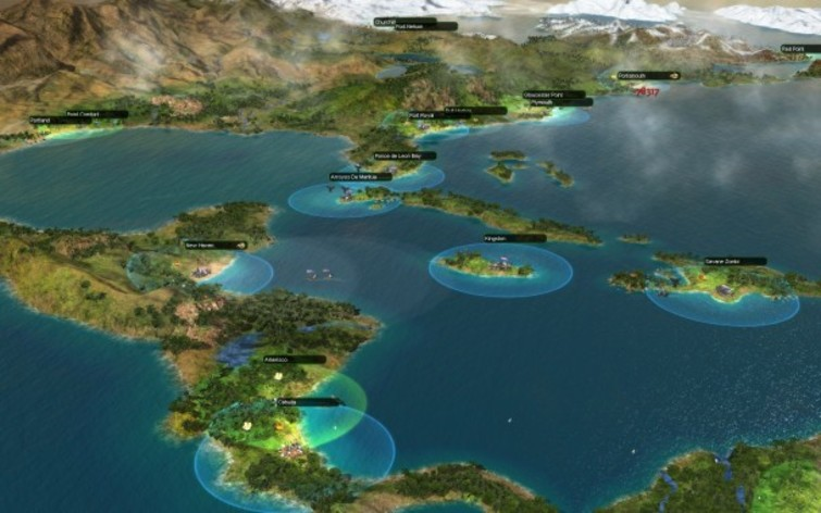 Screenshot 9 - Commander: Conquest of the Americas Gold Edition