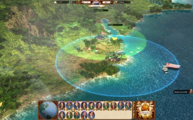 Screenshot 2 - Commander: Conquest of the Americas Gold Edition
