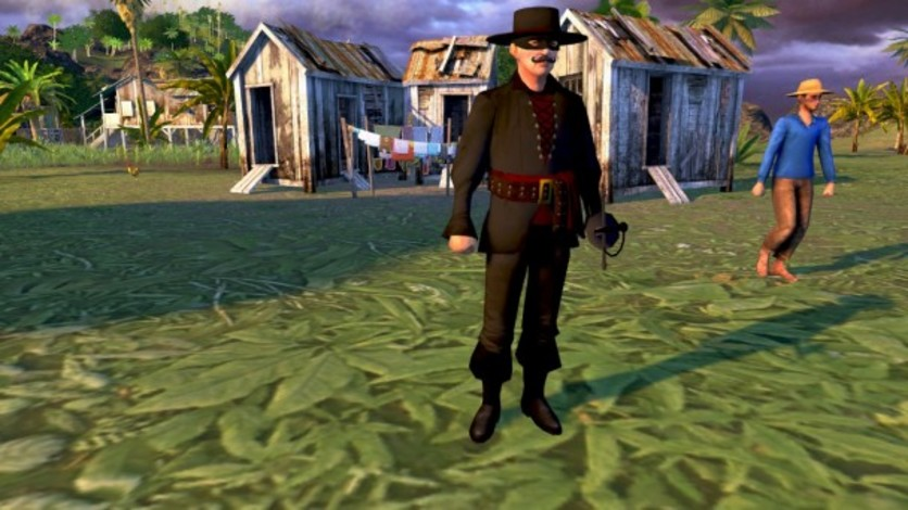 Screenshot 1 - Tropico 4: Vigilante