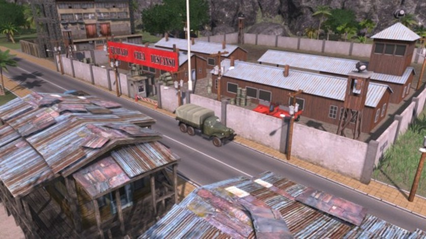 Screenshot 4 - Tropico 4: Vigilante