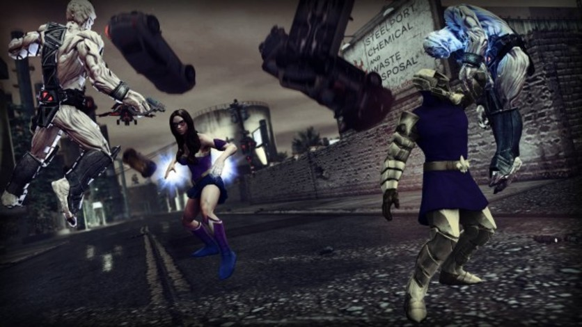 Screenshot 1 - Saints Row IV - Volition Comic Pack