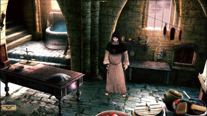 Screenshot 2 - Nicolas Eymerich The Inquisitor - Book I: The Plague