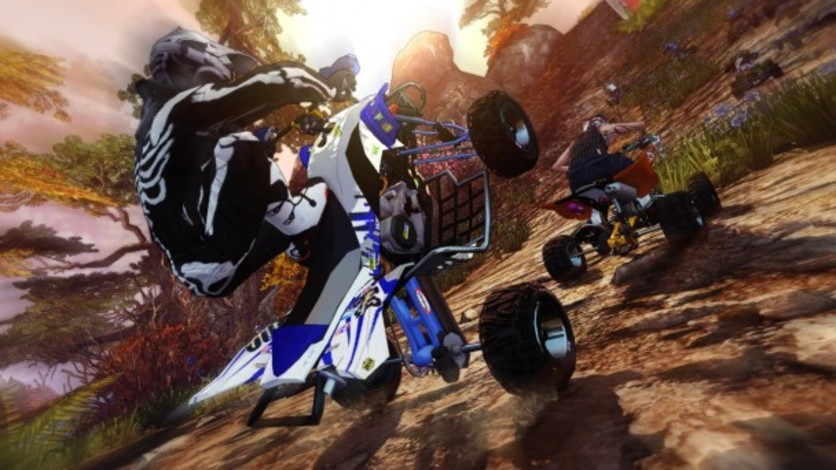 Screenshot 8 - Mad Riders