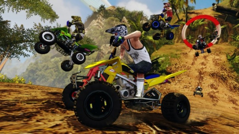 Screenshot 6 - Mad Riders