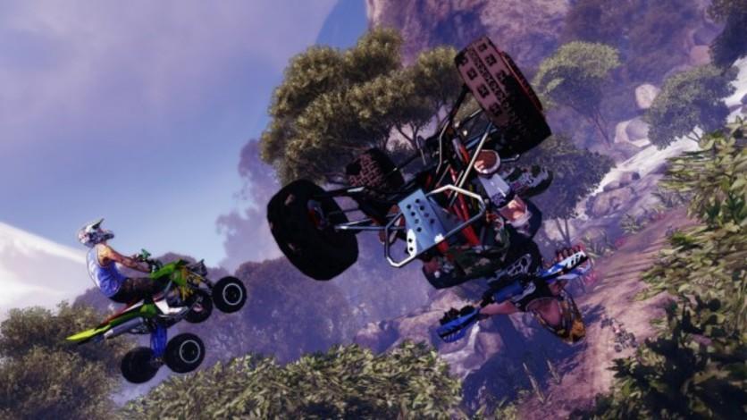 Screenshot 4 - Mad Riders