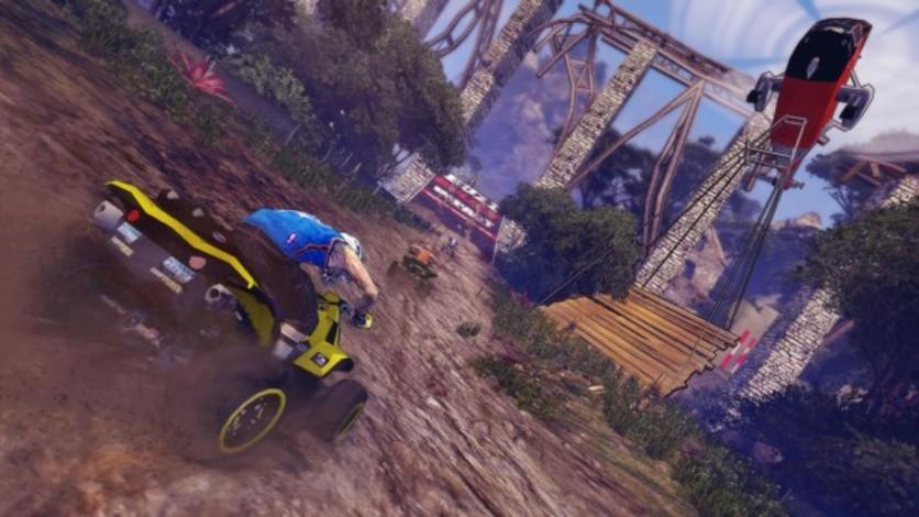 Screenshot 3 - Mad Riders