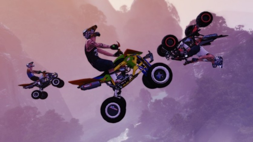 Screenshot 2 - Mad Riders