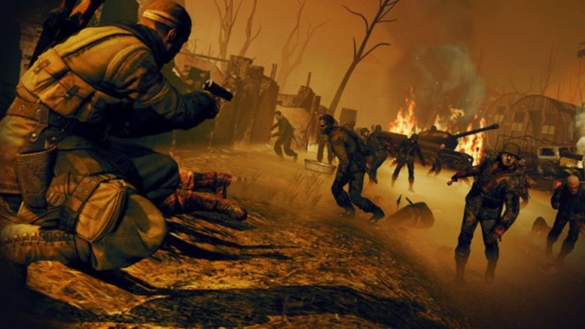 Screenshot 5 - Sniper Elite: Nazi Zombie Army 2
